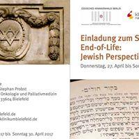 Vortrag Jdische Gebete um Gesundheit von Seele und Krper