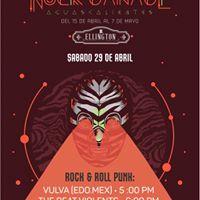 Festival Rock Garage desde Durango Shucks Mad