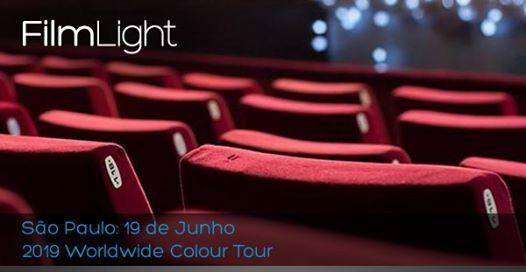 FilmLight Colour Journey Masterclass  Sao Paulo  19 June at