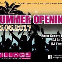 SUMMER OPENING16 Village Dortmund