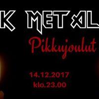 Black Metal pikkujoulut