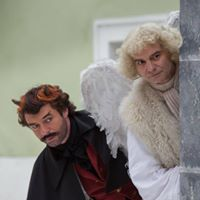 Czech comedy &quotAngel of the Lord 2&quot at EU film festival in Manila