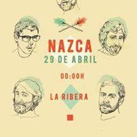 Concierto Nazca - La ribera