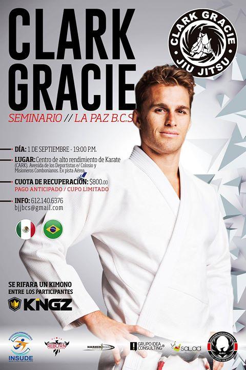 Seminario Clark Gracie - La Paz, Baja California Sur at Gym
