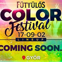 Color Festival 2017 - Gyr