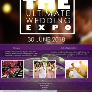 The Ultimate Wedding Expo
