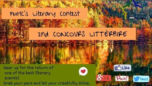 Concours Littraire - Creative Writing Competition by LDG19