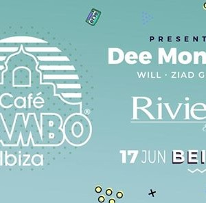 Caf Mambo Ibiza in Beirut