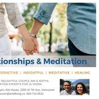 Relationships &amp Meditation