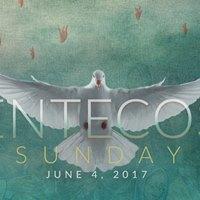 Pentecost Sunday Service - We are wearing WHITE