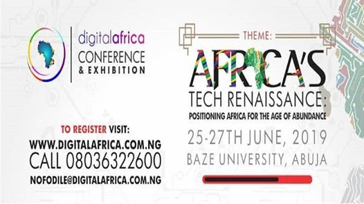7th Digital Africa Conference & Exhibition 2019