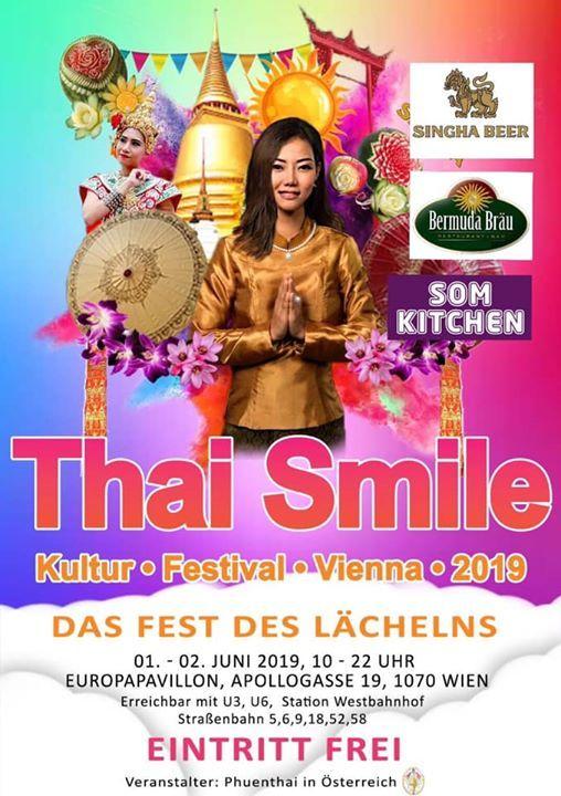 Thai Smile Kultur Festival Vienna 2019