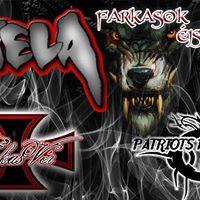 Farkasok jszakja AKELA  FarkasVr  Patriots Rock Band