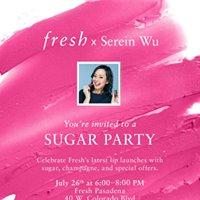 Fresh Sugar Party with Serein Wu