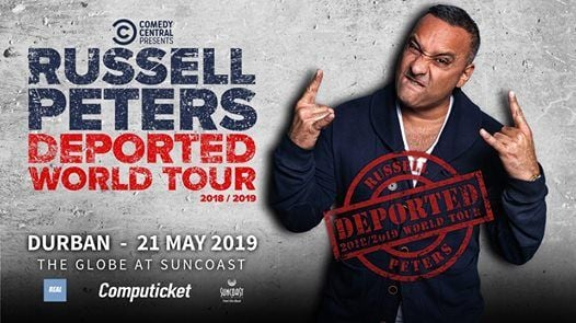 Russell Peters - Durban