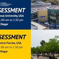 Sport Assessment of FIU  UCF - V.V.Nagar