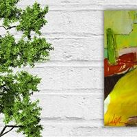 Miniature Landscape Painting with Rachael VanDyke