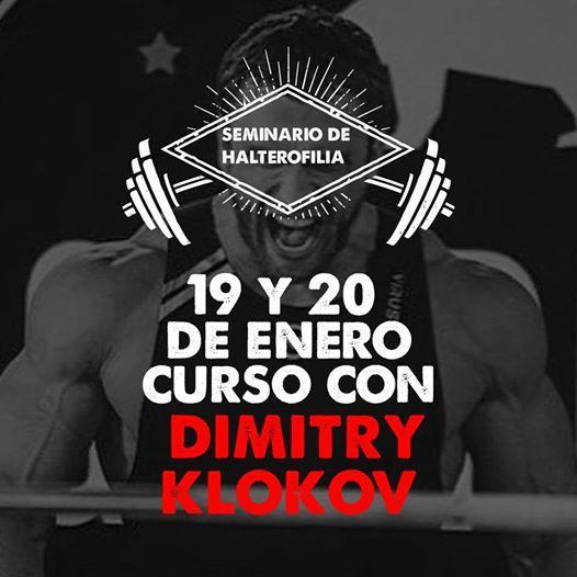 Curso Dimitry Klokov