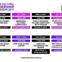 Emerge Cultural Leadership Workshops