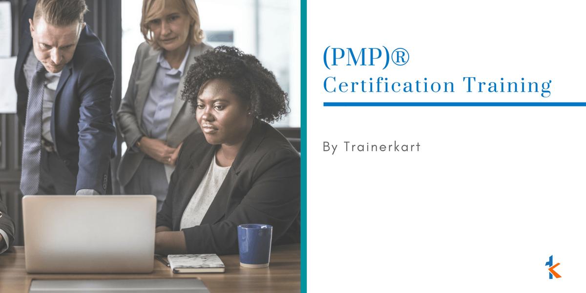 PMP Certification Training in Laredo TX
