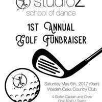 Studio Z Dance Company Golf Fundraiser
