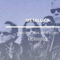 Metallica in Herning