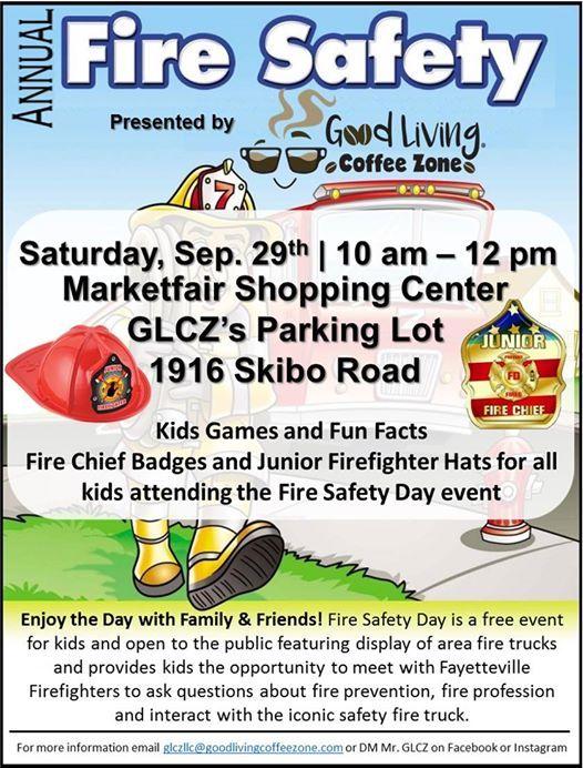 GLCZ: Annual Kids Fire Safety Day