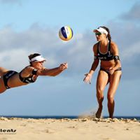 Beachvolleyball Turnier Mixed Kategorie B
