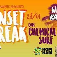 Chemical Surf no HOPI HARI Warm Up Kaballah