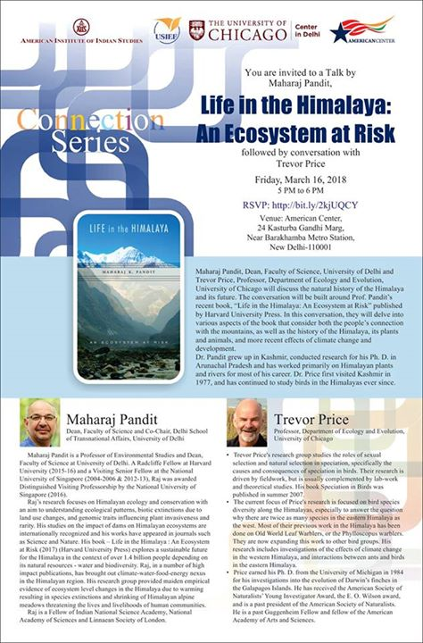 Life in the Himalaya An Ecosystem at Risk