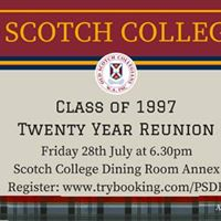 Class of 1997 Twenty Year Reunion