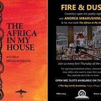 Fire and Dust MEETS Andrea Mbarushimana