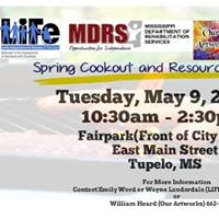 Spring Cookout and Resource Fair