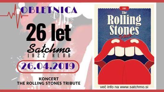 26.Obletnica Satchma Koncert