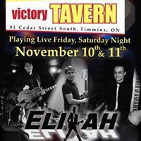 Elijah &amp The Back Burners Live the Victory Tavern