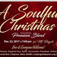 A Soulful Christmas featuring Premium Blend
