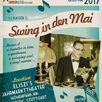 Swing in den Mai bei Eliszis