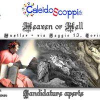 CaleidoScoppio - Heaven or Hell Hustler