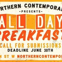 Call for Submissions All Day Breakfast