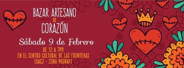 Bazar Artesano de Corazn (Edicin Enamorados)