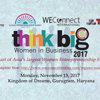 ThinkBig 2017- Road to Global Entrepreneurship Summit