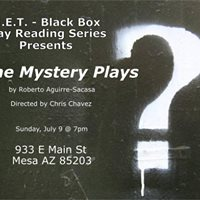 The Mystery Plays by Roberto Aguirre-Sacasa