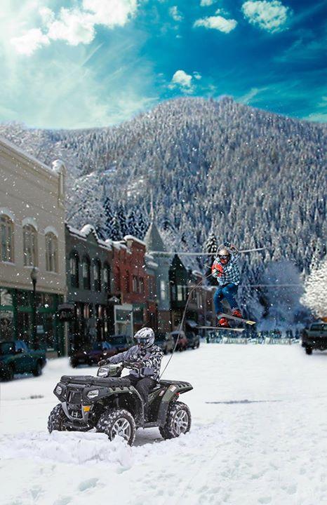 Image result for Wallace Extreme Ski-Jor