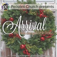 Arrival  Peoples Church Christmas Production