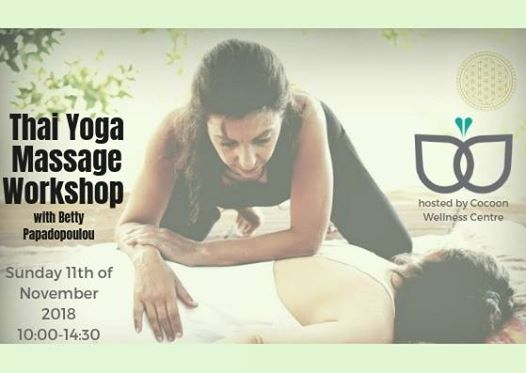 Thai Yoga Massage Workshop