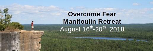 Overcome Fear Manitoulin
