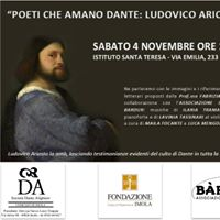 Poeti che amano Dante Ludovico Ariosto