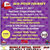 MensWomensCo-Ed Slo-Pitch Tournament