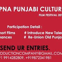 Aapna Punjabi Culture ( Film Festival 2017 )