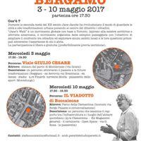 Janes walk Bergamo
